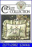 The Cricket Collection 329 - Jingle -  Vicki Hastings 2014-329-jingle-jpg