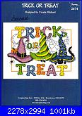 Imaginating 2674 - Trick or Treat - Ursula Michael - 2010-cover-jpg