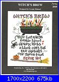 Imaginating 2845 - Witch's Brew  - Ursula Michael - 2013-cover-jpg
