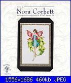 Mirabilia -  Nora Corbett - NC226 - Bells of Ireland - lug 2016-nc226-bells-ireland-jpg