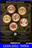 Dimensions 8813 - Old World Holiday Ornaments-dimensions-8813-old-world-holiday-ornaments-jpg
