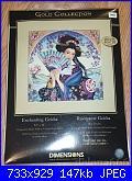 Dimensions 35206 - Enchanting Geisha-cover-jpg