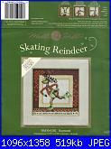 Mill Hill - DM30-0202 - Skating Reindeer - Raymond-mh-dm30-0202-raymond-jpg