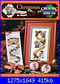 Great Big Graphs - VCL-20022 Magic Show di Woodrow Bowman-gbg-christmas-bellpulls-ornaments-jpg