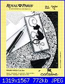 Royal Paris - 9886801-00126 Cats Line Bookmark-cats-line-bookmark-jpg