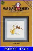 Heritage Stitchcraft - The Margaret Sherry Collection MSCD644 Catafiddle-mscd644-catafiddle-jpg