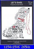 Imaginating 2958 - Let's Bark - Ursula Michael - 2016-cover-jpg