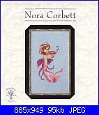 Mirabilia - Nora Corbett - NC235 - Cara Mia - ago 2017-cover-jpg