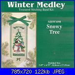 Mill Hill winter medley MHWM 98 snowy tree-98778-59c91-11556598-jpg