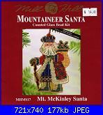 Mill hill northwoods santa mhns1-402307-fdd17-110698568-u108b6-jpg