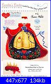 Brooke's Books - Fairy Tale Princess - Dress up - 2  Snow White-0-jpg