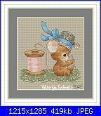Mouse Seamstress - Viktoriya Ivchenko-cover-jpg