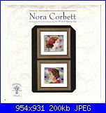 Mirabilia - Nora Corbett - NC237 - Bella Rose & Bella Hydrangea 2016-cover-jpg