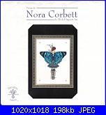 Mirabilia - Nora Corbett - NC242 - Miss Columbian Nymphalid 2018-cover-jpg