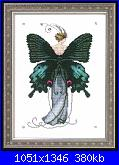 Mirabilia - Nora Corbett - NC243 - Miss Black Swallowtail 2018-nc243-miss-black-swallowtail-jpg