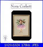 Mirabilia - Nora Corbett - NC245 - White Clover 2017-cover-jpg