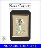 Mirabilia - Nora Corbett - NC246 - Angel White Trumpet 2017-cover-jpg