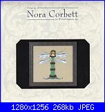Mirabilia - Nora Corbett - NC257 -  Miss Dragonfly 2018-nc257-miss-dragonfly-jpg