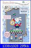 Brooke's Book - Once upon a stitch - The White Rabbit-cover-jpg