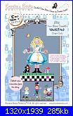 Brooke's Book - Once upon a stitch - Alice-cover-jpg