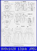 cartamodelli vestiti carnevale per bimbe-schema-taglio3-jpg