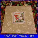 Ricami eseguiti sulle Shopping Bag di aliluca-handmade-jpg