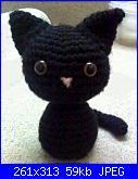 Cosa ne pensate? L'idea era quella di fare un gatto ma...-amigurumi_cat_-jpg