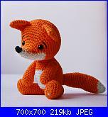 amirigumi - Volpe-amigurumi-fox2-jpg