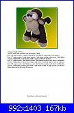 Amigurumi scimmie-0008-jpg