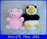 Animaletti amigurumi misti-40655005_0dbc2a36b9_o-jpg