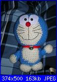 Personaggi dei cartoons amigurumi-doraemon-jpg