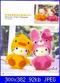 Personaggi dei cartoons amigurumi-kitty_lapin-jpg