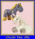 Cavalli, asini, unicorni, renne-horseuni-jpg