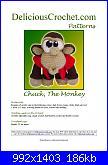 Amigurumi scimmie-0001-jpg