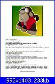 Amigurumi scimmie-0004-jpg