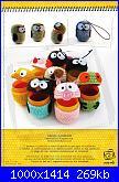 Amigurumi vari-ovetti-kinder-amigurumi-uncinetto-crochet-amigurumi-eggs-jpg