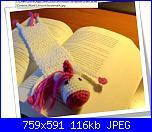 Segnalibri amigurumi-unicorno-jpg
