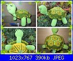 Carlina62: Una bambolina e altri amigurumi-tartaruga-2-jpg