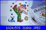 """schema """"Il pagliaccio"""" x lenzuolino e copertina-clown1-jpg"""