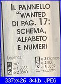 Skema quadro wanted-legenda-jpg