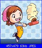 per le maghette del PcStitch: schema Cooking Mama ...Help!-cooking_mama-2-jpg
