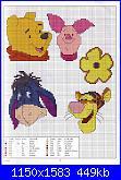 Winnie e amici su porta pigiama-40959868-jpg