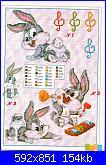 cerco schemi looney toones con strumenti musicali-baby-looney-16-jpg