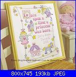 """"""" Un bel giorno è nata una principessa""""...-quadro%2520encontrado1a-jpg"""