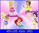 buon compleanno....amici per sempre... disney princess babys...-23t1aqf-jpg