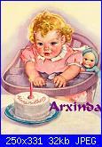 buon compleanno....amici per sempre... disney princess babys...-iddes8-jpg