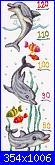 """Cerco metro crescita con delfini """"Vervaco - 70040""""-70040-jpg"""