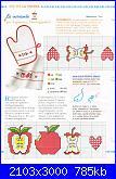 cerco schemi di mele per strofinacci-mele-jpg