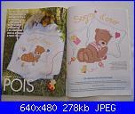 Schema orsetto Appassionate punto croce - luglio 2010-dscn0918-jpg
