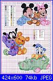 """cerco questo schema """"Minnie e topolino baby"""" più leggibile.-22-jpg"""